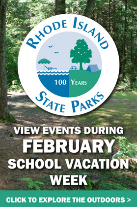 RI Parks February Vacation Events