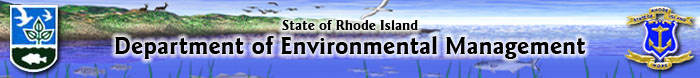 RIDEM graphical banner, showing land and water scene