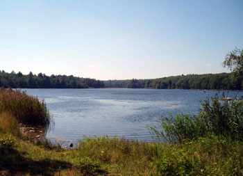 Freshwater lakes ponds and reservoirs rhode island for Rhode island saltwater fishing license
