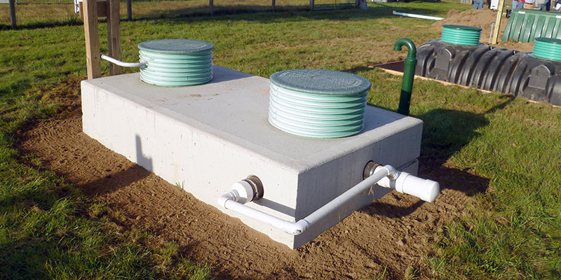 Septic, Onsite Wastewater Treatment Systems (OWTS)- Rhode